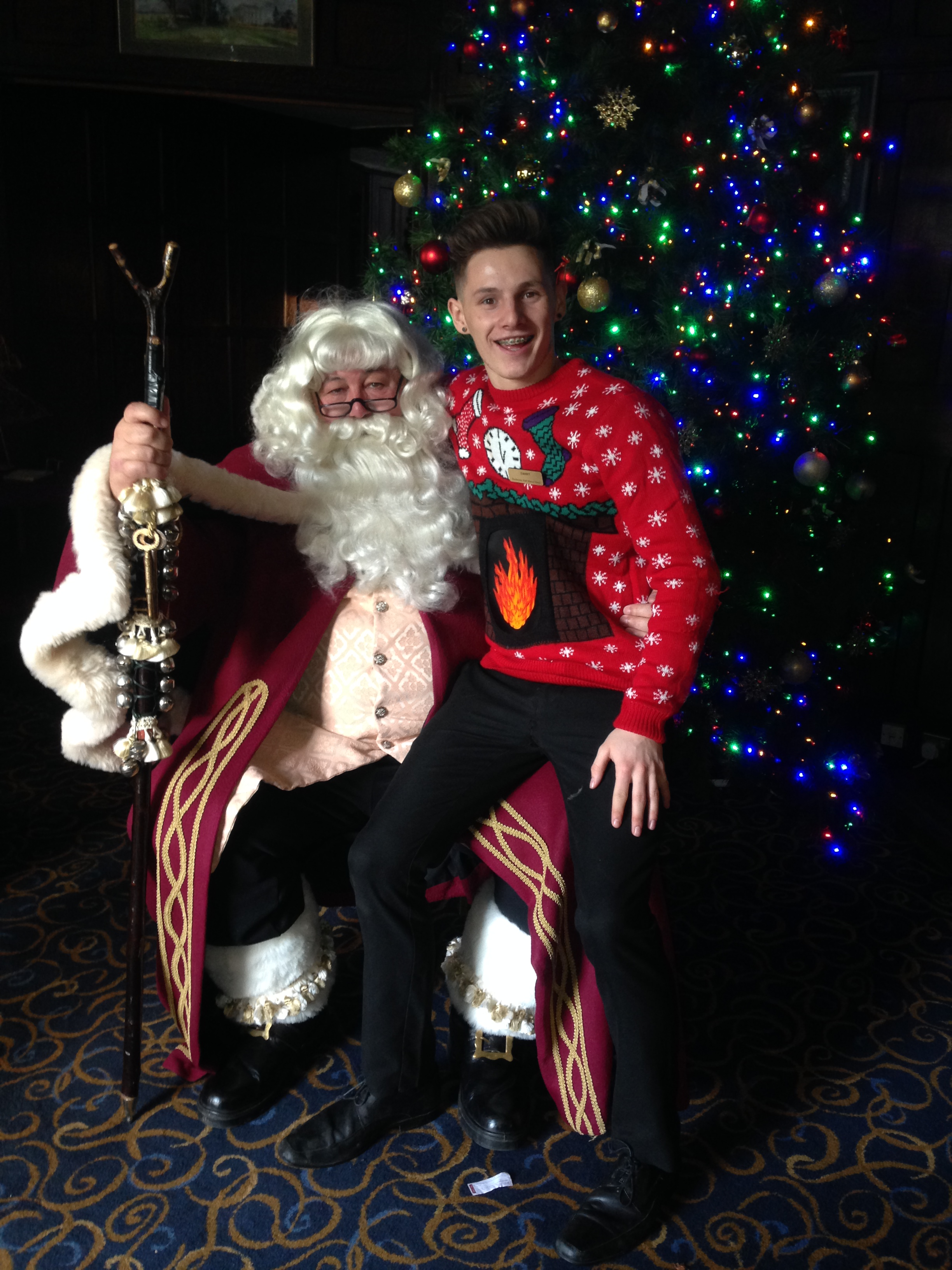 breakfast with santa claus saturday 8th december 295 - Pictures With Santa Claus